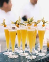 Esküvői koktél